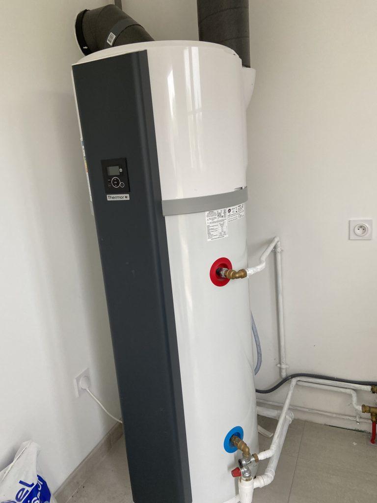 Pompe à chaleur géothermique Cognac